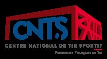 Logo CNTS Centre National de Tir Sportif